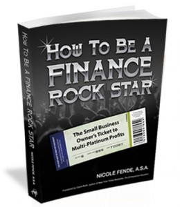 Finance Rock Star Cover
