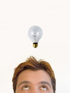 lightbulb idea