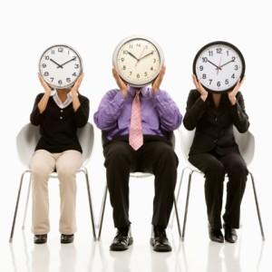 Entrepreneurial Time