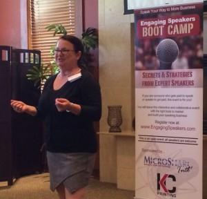 Engaging Speaker Catherine Morgan