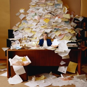 Paper Overwhelm