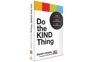 Do the Kind Thing book